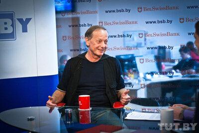 Задорнов Михаил. Интервью в Беларуси