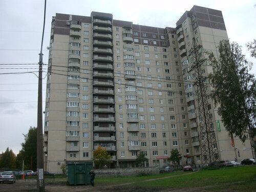 ул. Фаворского 15