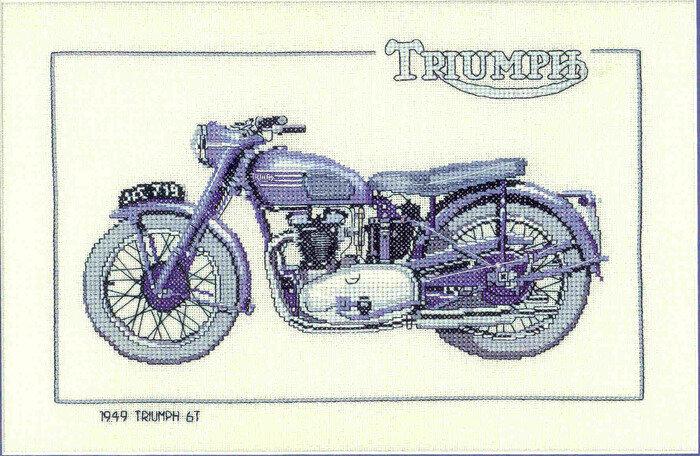 Часть 10 - Мотоцикл Часть 11. транспорт.  Паровоз.  Галион.