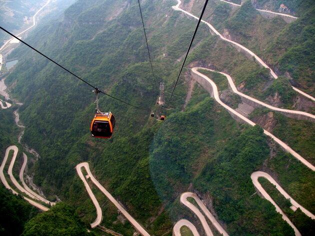 Дорога больших ворот (Big Gate Road). Китай