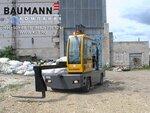 Боковые погрузчики BAUMANN - оптимальные погрузчики для обработки длинномерных грузов