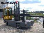 Боковой погрузчик BAUMANN - удлиненная боковая каретка для длинномерных грузов
