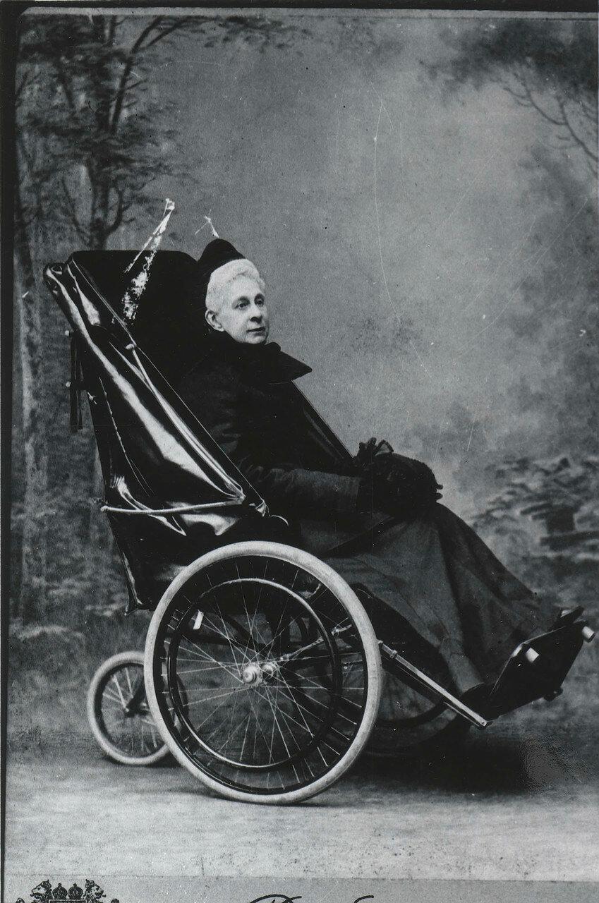 1905. Великая княгиня Александра Иосифовна