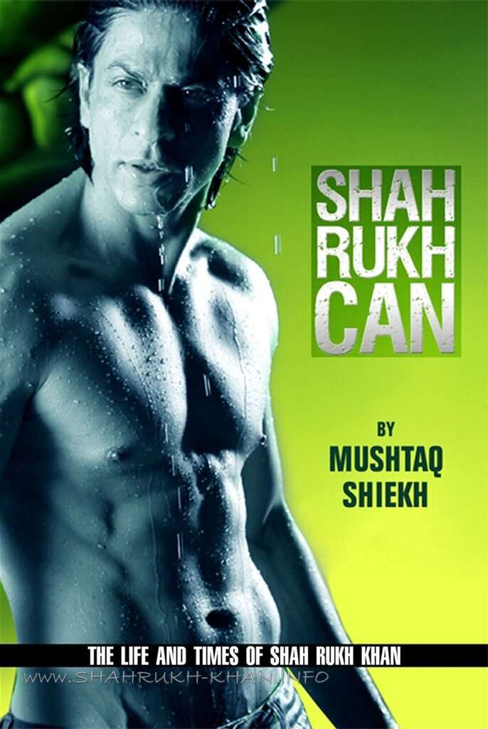 Shah Rukh Khan can book 2007