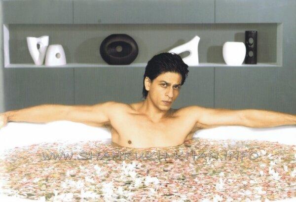 SRK - Lux soap 2005