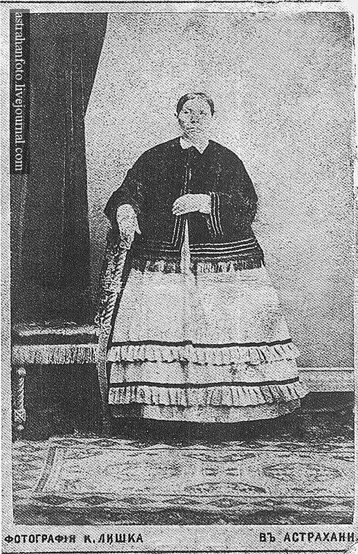 Портрет неизвестной. 1870-е годы. Из коллекции М.Ю. Катруцы
