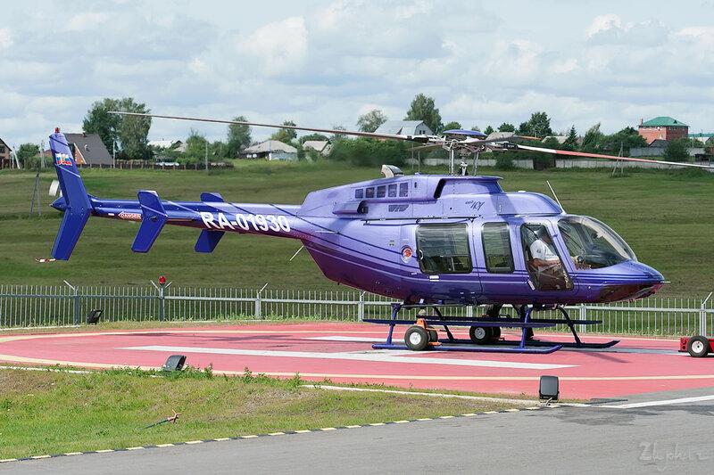 Bell 407 (RA-01930) DSC_2264