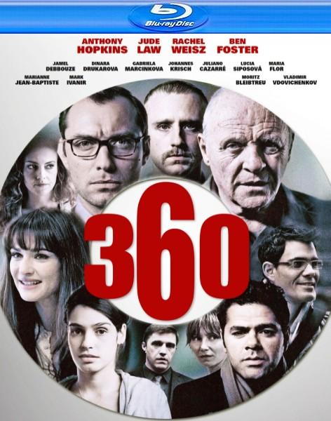 Калейдоскоп любви / 360 (2012) HDRip