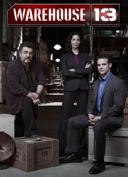 ��������� 13 / Warehouse 13 (5 �����/2014/WEB-DLRip)