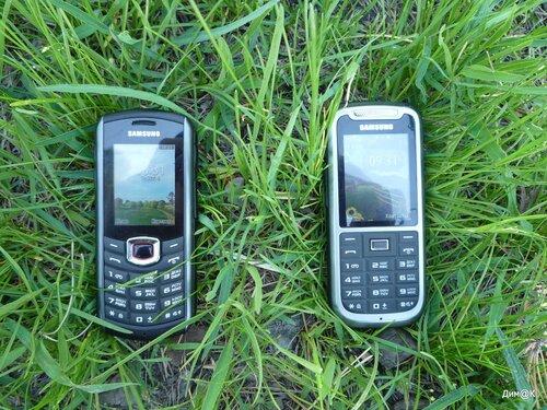 Samsung B2710 и C3350
