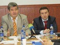 Седьмое заседание  президиума Совета Депутатов