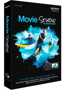 Sony Movie Studio Platinum Suite Download