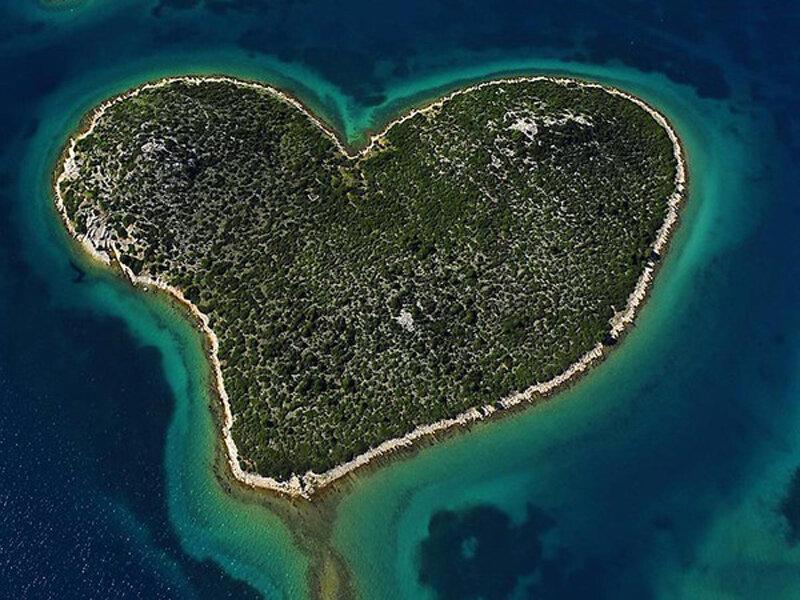 10 сердец природы
