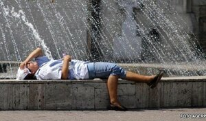 Что врачи рекомендуют во время столь жаркой погоды
