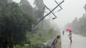 Стихия на Филиппинах унесла жизни 230 людей