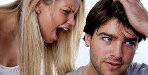 Ссора для беременных — это способ общения с супругом
