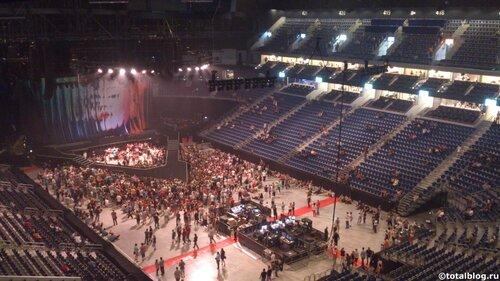 Концерт Мадонны