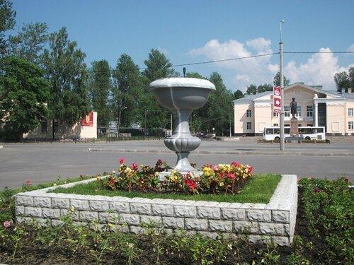 экопарковка на Комсомольской