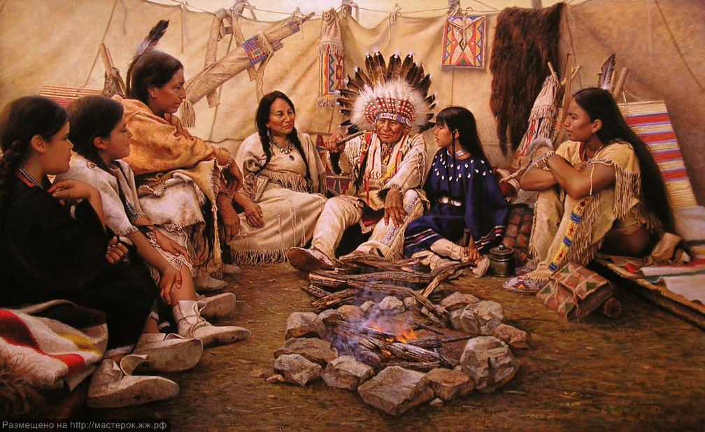 were the sioux indians wild savages