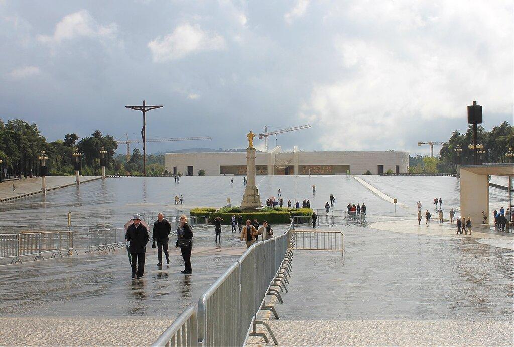 Сантуарио де Фатима. Santuário de Fátima