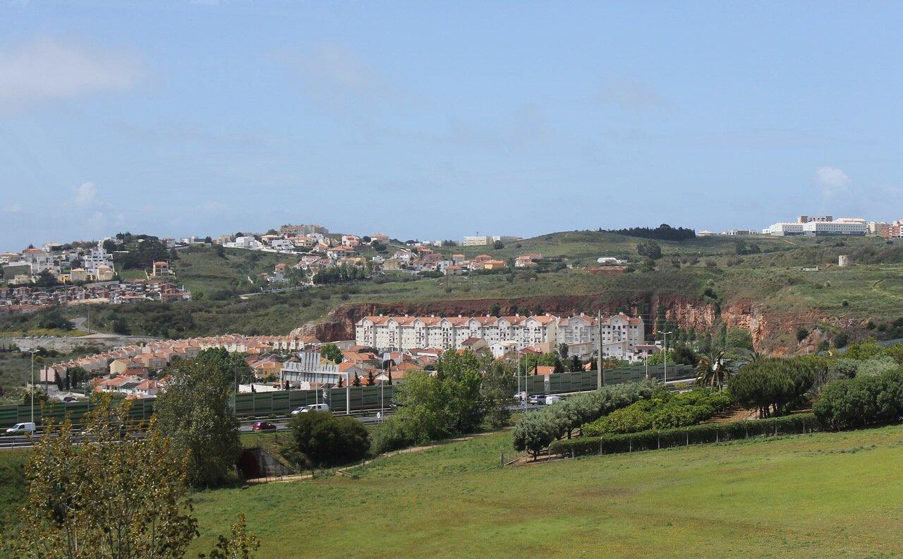 Portugal. Sintra-Cascais nature Park, Serra De Sintra