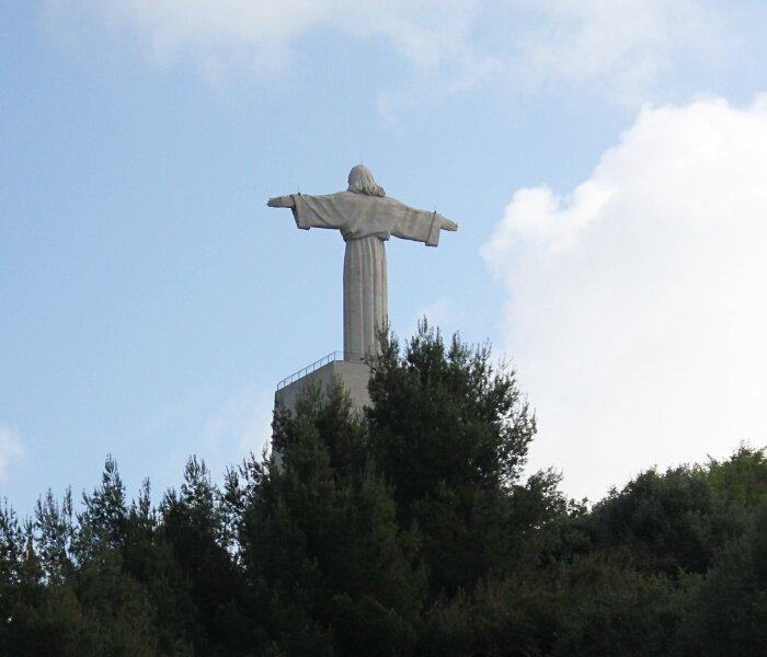 Lisbon. Cristo Rei, Christo Rei, Christ The King.