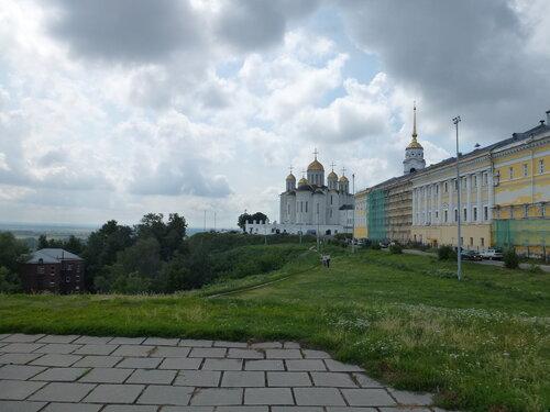 Древние храмы Владимира. Успенский собор