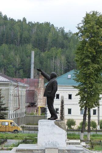 Ленин в Златоусте