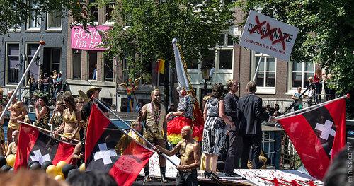 Флаги Амстердама