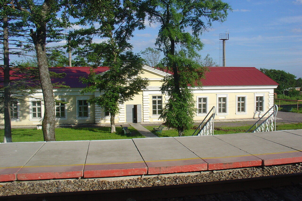 Станция Приморская, Хасанский район