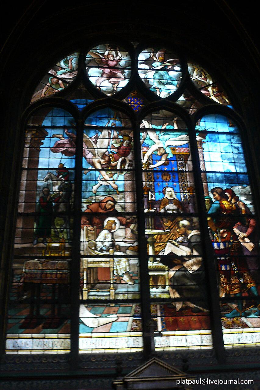 Церковь святого Евстафия (Сент-Эсташ)