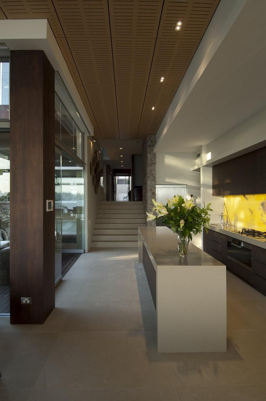 Частный дом в дорогом районе Воклюз в Сиднее, Австралия