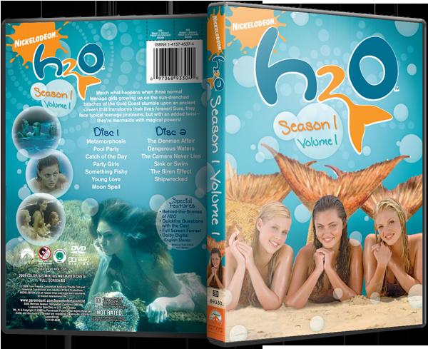 «H2O: Просто Добавь Воды» — 2006 - 2010