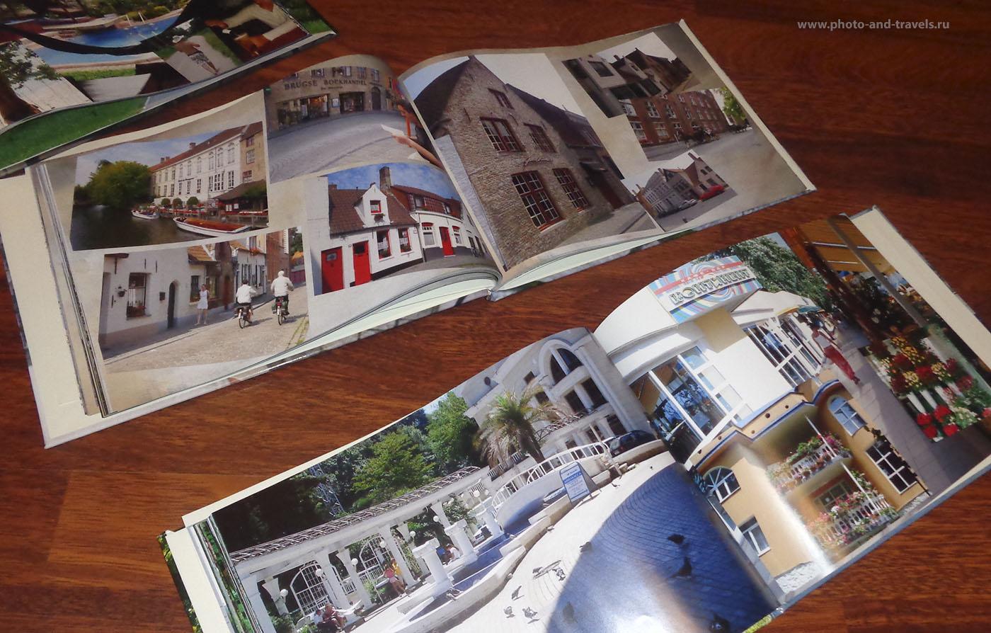 5. Фотокниги, представленные в этой серии, заказаны в Москве. Раньше было даже выгодно печатать их за рубежом: стоимость не высока, даже с доставкой, качество – отменно.