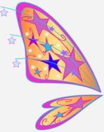 Крылья фей винкс - для художниц!