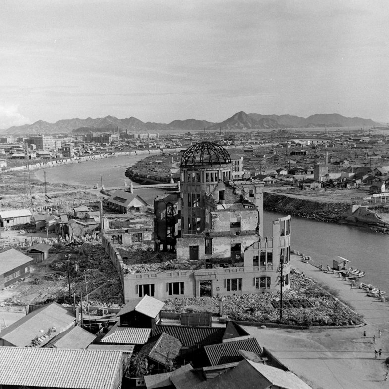 short essay hiroshima day
