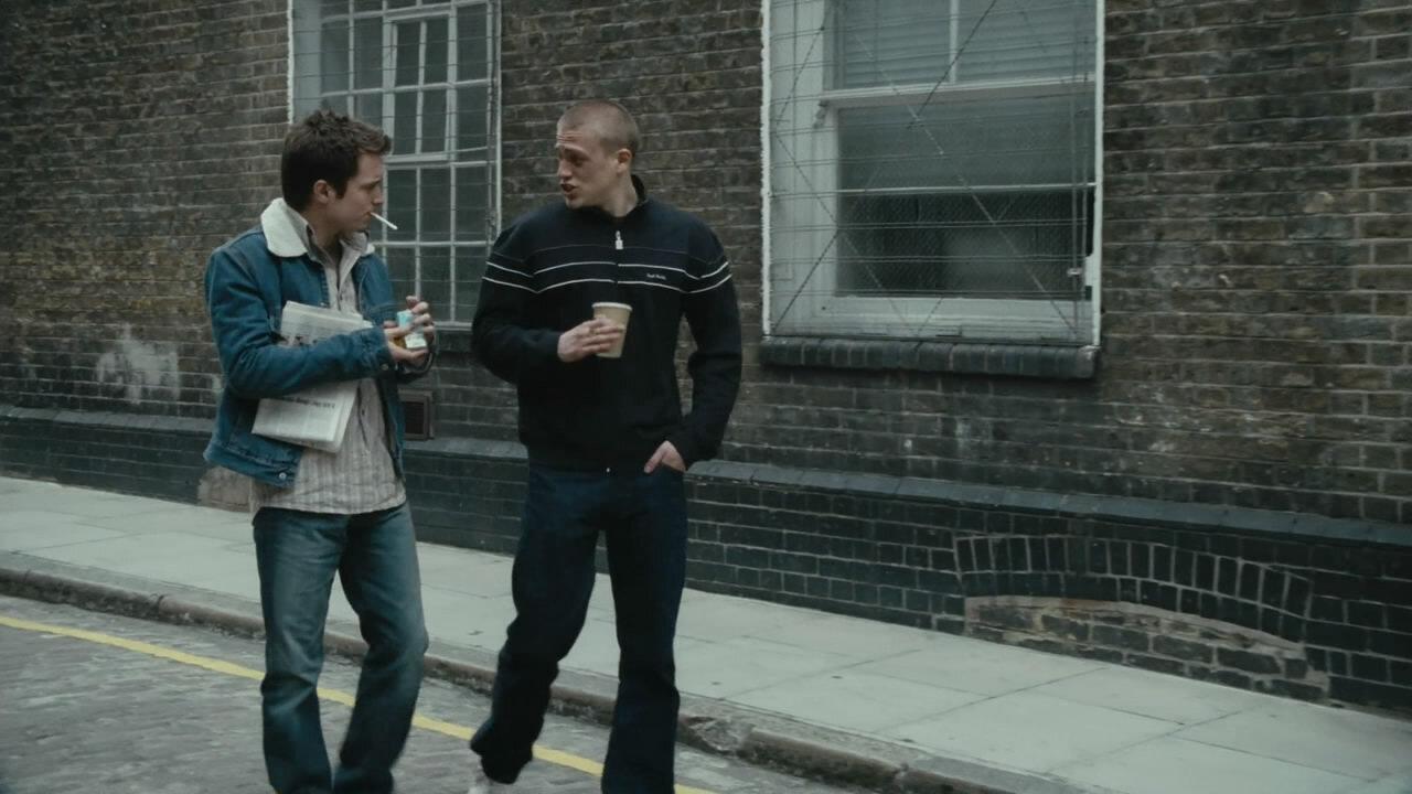 Хулиганы ( Green Street Hooligans ) HDTV [2005] (720p) 4,37 ГБ