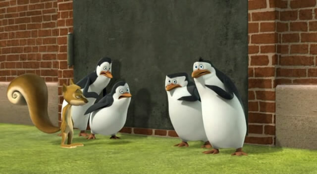 Пингвины из Мадагаскара: Операция отпуск / Penguins Of Madagascar: Operation Vacation (2012) (DVDRip) | L1