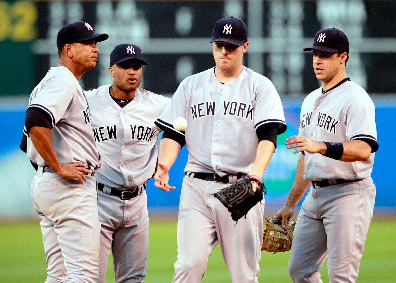 самые дорогие спортивные команды в мире - New York Yankees