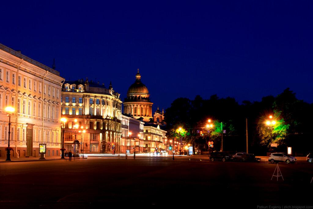 Автор: Петкун Евгений, блог Евгения Владимировича, фото, фотография: Дворцовая площадь