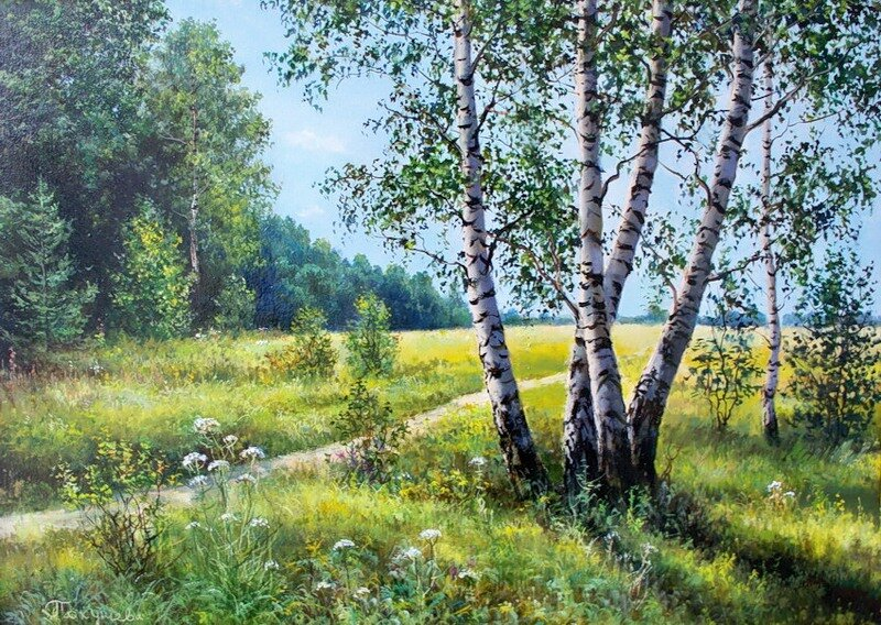 Cтихи про лето русских поэтов классиков  Времена года