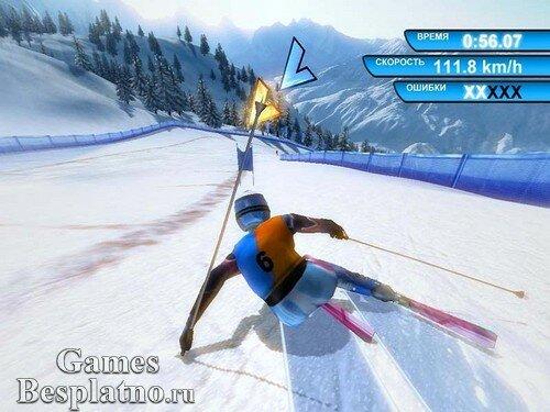 RTL Зимние игры 2009: Новый сезон / RTL Winter Sports 2009: The Next Challenge