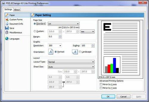 Преобразование документов Windows в формат PDF