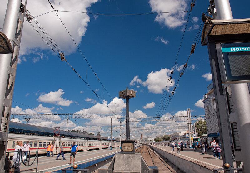 Дорога от Москвы до Воркуты