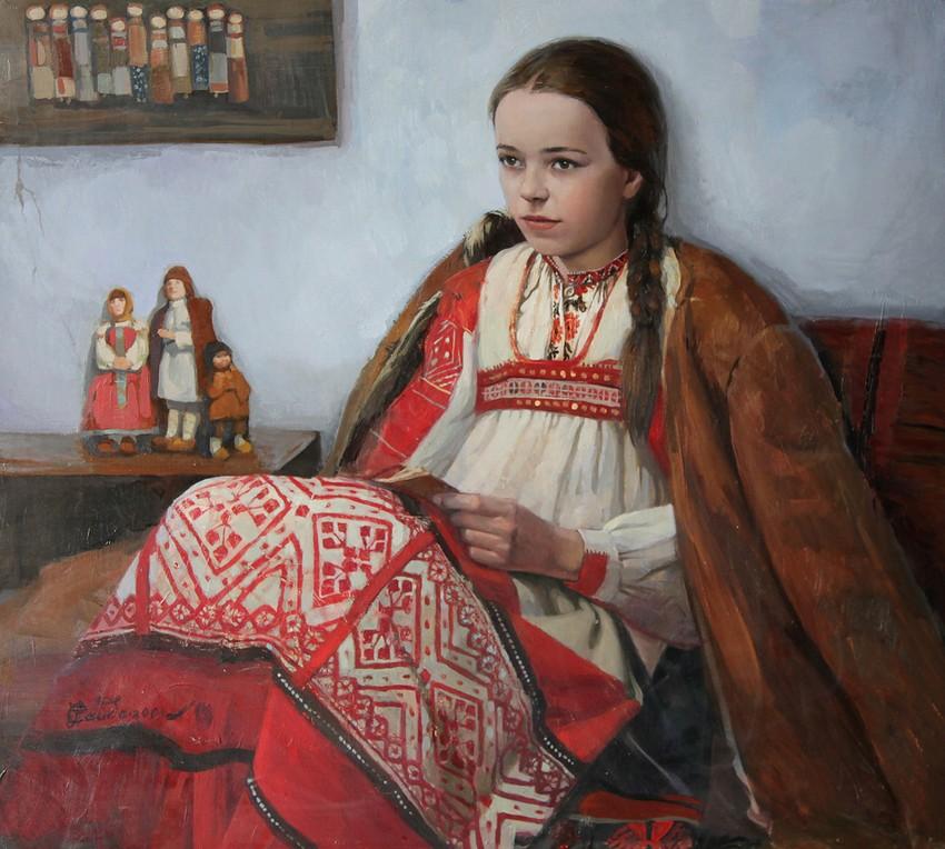 Сайда Афонина