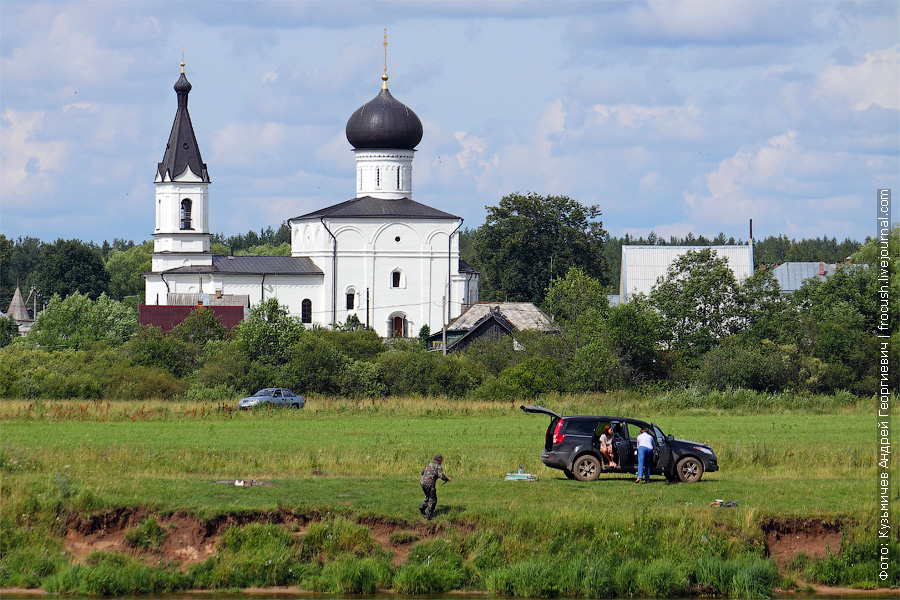 Вознесенский Оршинский женский монастырь
