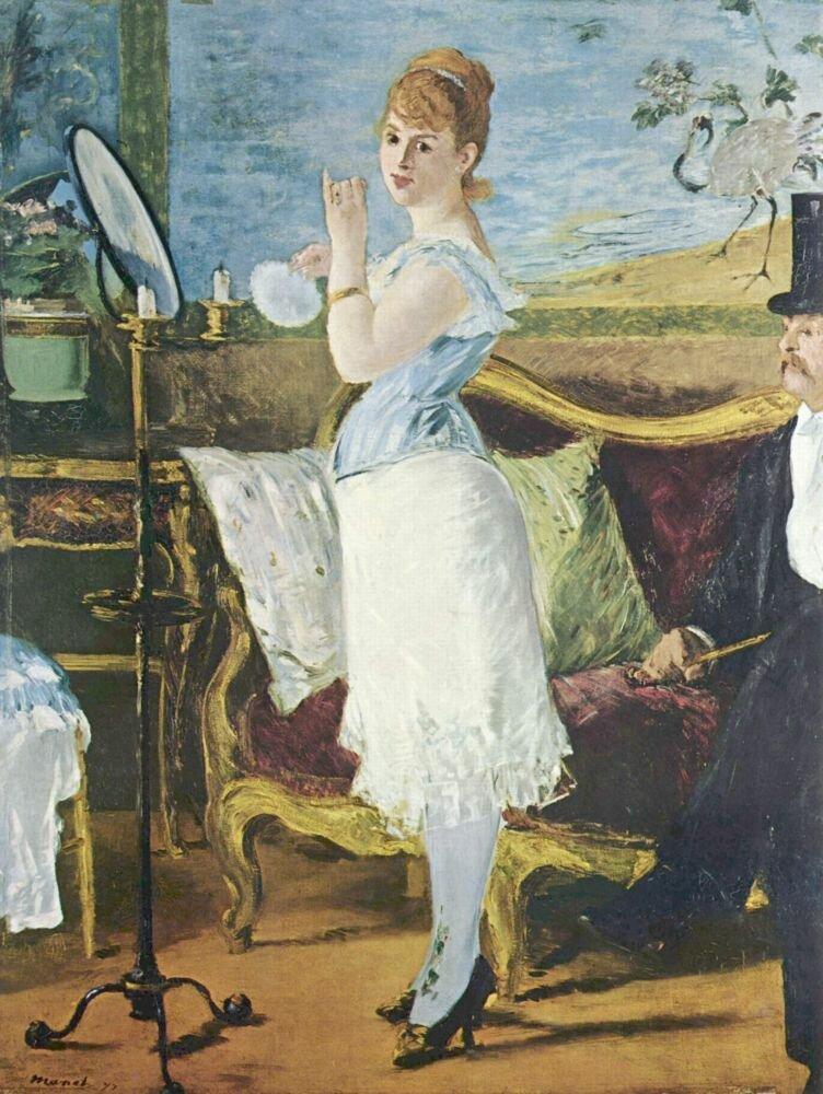 Мане, Нана, 1877 г. Nana