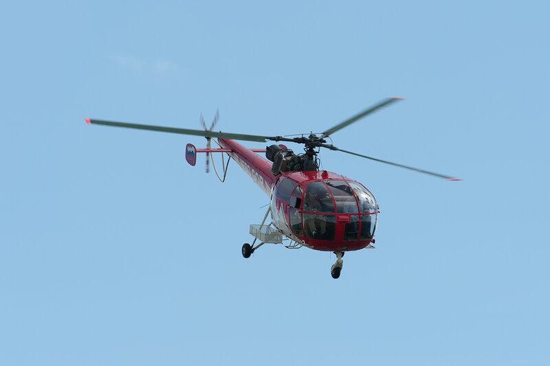 Sud SA-319 Alouette III DSC_2173