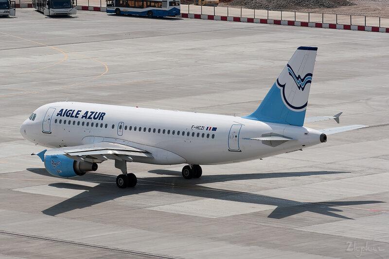 Airbus A319-112 (F-HCZI) Aigle Azur DSC_2496