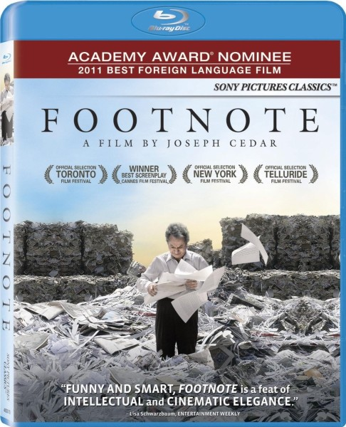 Примечание / Hearat Shulayim / Footnote (2011) BDRip 720p + HDRip